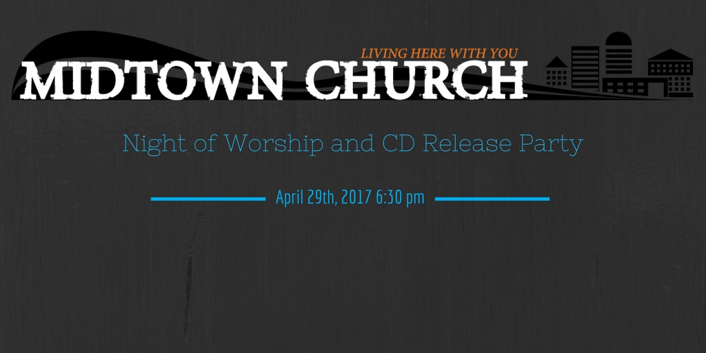 Night of Worship and CD release Party (1)